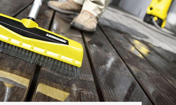 Reinigungsgeräte für Freizeit, Haus und Garten
