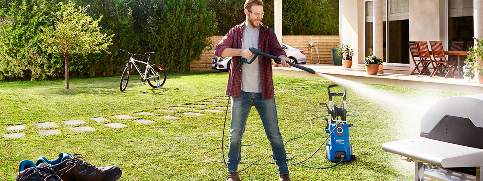 Reinigungsgeräte für Haus, Garten und Freizeit